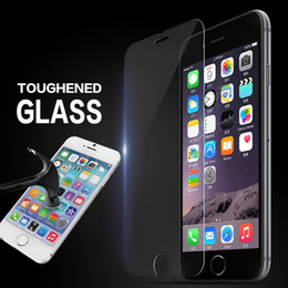 For iphone 5 6 7 glass film screen protector Ultra thin high definition tempered glass film