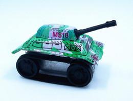 Wholesale Explosion models classic retro nostalgia toys iron tank winding iron small tank winding children toys
