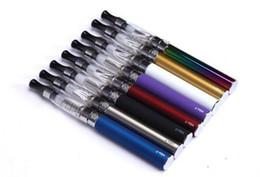 Ego blister ce4 seul paquet en Ligne-EGO kit CE4 BLISTER PACK Simple Tige 1.6ml Atomiseur Cigarette Electronique 650mah 900mah 1100mah batterie colorée clearomizer vapeur