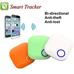 Wholesale Meilleur vendeur NUT Smart Finder Bluetooth Tag Tracker Sac Porte clés Tracer GPS Locator Alarme