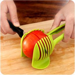 Wholesale OPP Bag Potato Food Tomato Onion Lemon Vegetable Fruit Slicer Egg Peel Cutter Holder Hot In Ebay
