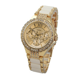 2016 Fashion Men And Women Swiss Watches Alloy Diamond Quartz Lovers Gear Wristwatchse Men Stianless Steel Band Watch