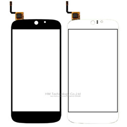 Wholesale quot Black White TP for Acer Liquid Jade S S56 Touch Screen Digitizer Glass Panel Replacement Part No LCD Tools