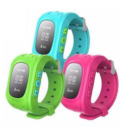 Universal Q50 GPS Kids Safe Bluetooth Intelligent Smart Watch SOS Call Location Finder Locator GPS Tracker Children Watch Baby Wristwatch