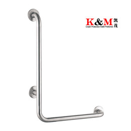 OEM ODM L-type Stainless Steel Handicap Bar Handicap Toilet Rails Handicap Rail For Toilet For Disalbled