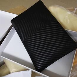 Wholesale M167 Genuine leather handbag clutch women purse lady brand designer original box sheep skin luxury famous sale discount top quality