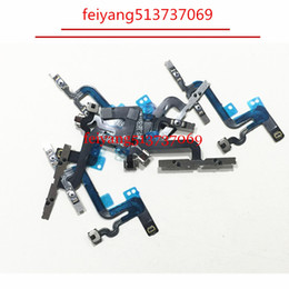 10pcs 100%Original or High quality Volume Button Connector Flex Cable on off For iPhone 6S plus 5.5inch