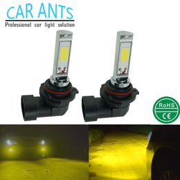 LED COB 30W 1400LM Fog lights 9005 HB3 9006 HB4 H10 12V 24V auto parts super bright OEM ODM lighting bulbs car lamp Nonpolarity plug-n-play