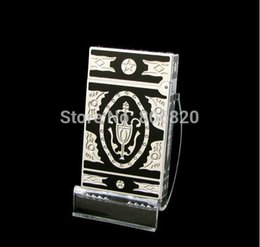 Wholesale S T Memorial Dupont lighter Bright Sound New In Box Serial number C132