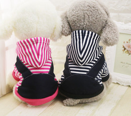 2017 New pet clothing warm pet dog clothes winter small pet jackets XS-7XL free shipping