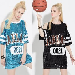 Free Shipping Nightclub Ds Women T-shirt Show Costumes New Female Performance Jazz Dance Clothes Hip Hop Costume Sequined Shirt