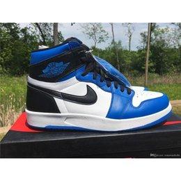 Wholesale Jordan Sport Air Retro X Fragment quot Fragment quot Black Sport Royal White Jordans Retros s Mens Basketball Shoes Come With Box AJ