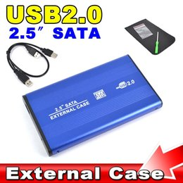Descuento computadoras portátiles para la venta Venta al por mayor 2016 USB externo de la venta caliente 2.0 a la impulsión del disco duro SATA 2.5