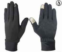 Fabricants de gants de mode en Ligne-Mode gants mobile tablette écran tactile gants silicon stop glissant fabricants de gants gros couteau style chaud