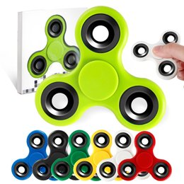 The Anti-Anxiety 360° Finger Spinner Focusing Fidget Toys [3D Figit] Premium Quality EDC Toy for Kids & Adults - Best Stress Reducer