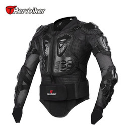 Wholesale HEROBIKER Motocross Off Road Racing Jacket Guard Motorcycle Riding Armor Body Protector Extreme Sport Protective Gear Accessorie
