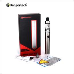 100% Original Kanger Subvod Mega TC Starter Kits Topfilling 4ml Toptank Mini Tank 2300mAh Battery VS Topbox Mini