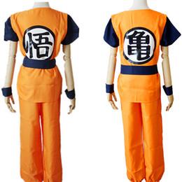 Dragon Ball turtle fairy Goku cosplay costumes Japanese anime New Dragon Ball Z clothing Masquerade Mardi Gras Carnival costumes full set