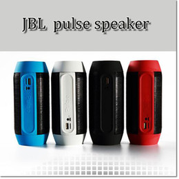 Wholesale colorful pulse JBL speaker sereo bluetooth wireless hifi speaker with build in FM radio module DHL