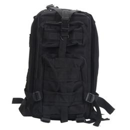 Wholesale USA P Rucksack March Outdoor Tactical Military Backpack Bag Shoulders Bag Black