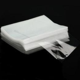Promotion sac de rangement clair Grossiste-100pcs Clear Party Gift Sac Chocolat Lollipop Favor Candy Emballage Sacs Cellophane Décoration 11,5 x 8 cm
