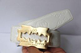 Wholesale Modelo caliente de la lámina P Cinturón de color blanco de alta calidad ceinture Cinturón de cuero de pretina diseñador Ceintuur Q Cinturones Hombre de lujo para mujer Cinturones