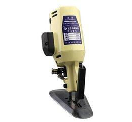 Wholesale Blade Diameter MM Electric Cloth Cutter Fabric Round Knife Cutting Machine