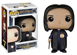 Funko POP Movies: Harry Potter Severus Snape Action Figure Model With Gift Box