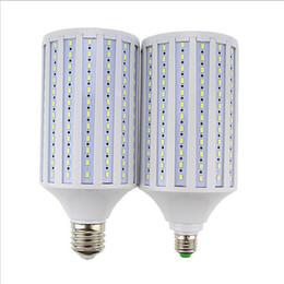 Descuento luces de techo led brillantes 2017 Nueva lámpara brillante estupenda del techo del techo de la lámpara de la iluminación de los bulbos del maíz de Lampada del bulbo de la lámpara E27 B22 E40 E26 110V / 220V Lampada 50W 60W 80W LED