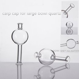 Wholesale Quartz Banger Carb Cap Specific for Big Sized and Cup Designed Quartz Banger and Quartz Nail