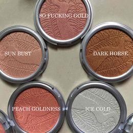 Wholesale In Stock color kylie jenner Highlighter Makeup Illuminators Facial Highlighter Illuminator Complexion Contour foundation makeup Powder