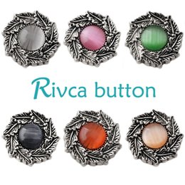 D02159 Free Shipping wholesale 2015 newest design noosa snap button noosa diy snap button for noosa bracelets