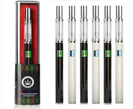 BTX8 Battery Kit with Ceramic Glass Metal Carts Bud Touch Open Vape bho pen CO2 thick oil V.stick CO2 extract empty cartridge
