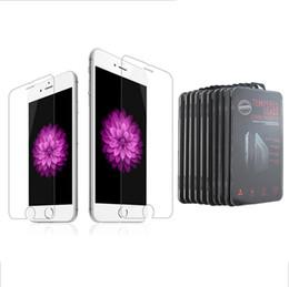 Écrans 4s en Ligne-Film de protection transparent pour Apple iPhone 4S 5 5S SE 6 6S 7 Plus Film de protection pour iPhone7 7Plus + Outils