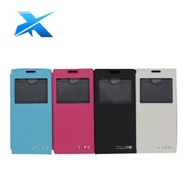 iNew V7 Leather Case PU Stand Flip Cover Case For 5.0'' inew V7 Mobile Phone