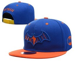 Wholesale 2017 superman batman Hat super hero Hats models bat man baseball Cap superhero mesh Hat Christmas Gift snapback caps