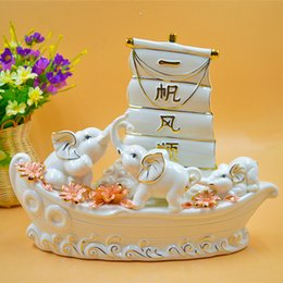 Wholesale Supplies Three Mouth As Ceramics Technology Gift Modern Concise Ceramics Arts And Crafts Home Furnishing Goods Of Furniture For Display