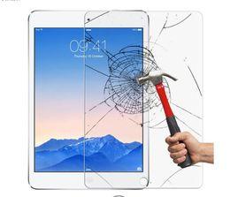 For ipad pro 10.5 9.7 Premium Tempered Glass Screen Protector Film for ipad mini 4 ipad air 2