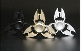 1pcs Fidget Spinner Metal Triangle Fingertips Gyroscope Finger Spinner Decompression & Relief & Brass Puzzle & Focus Hand Spinner Toy