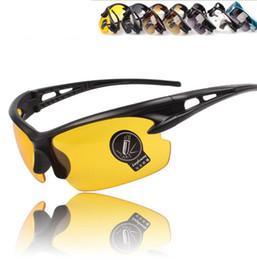Venta caliente de la motocicleta en Línea-Las gafas de sol calientes al por mayor de la venta de 120pairs para las gafas de sol de ciclo al aire libre retras del mens de la motocicleta de las gafas de sol de