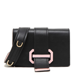 New Design Women Shoulder Bags PU Leather Wide Shoulder Strap Fashion Bags 4 Colors CH50006