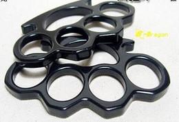 Wholesale Martial arts self defense Knuckles Punch button man finger DUSTER BUCKLE fingers Invoice list belt buckle