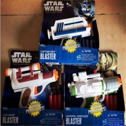 Wholesale Nerf Firestrike Star Wars Targeting Elite Dart Series Clone Wars Nerf Gun Toy Weapons Boys Kids Toy Gun Without Laser Function DHL