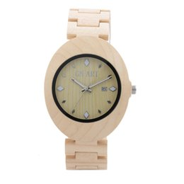 Wood Watches Men bowl table Bamboo bowl table Gift table Fashion watches Casual watch Lovers watch Quartz watch