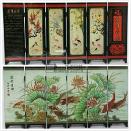 Bien por años tienen el proceso de lacado de pescado pequeña pantalla con características chinas desde proceso de pesca fabricantes