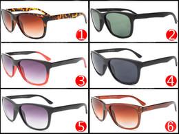 HOT SALE summer GOGGLE Sunglasses UV400 protection Sun glasses Fashion men women Sunglasses unisex glasses cycling glasses 6colors