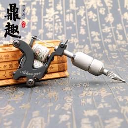 Wholesale Newest Arrive Top Quality Tattoo Gun For Liner Handmade Wrap Coils Tattoo Machine Tattoo Supply TM5108