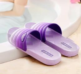 barthroom shoes skid resistance flip flops women sandal couple