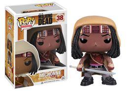 Funko Pop: The Walking Dead Michonne Vinyl Figure Model with gift box
