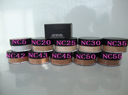 Wholesale new brand makeup loose powder select sheer loose powder colors net g concealer and long lasting good quality